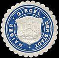 Siegelmarke Siegel der Stadt Haiger W0234916.jpg