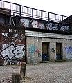 Siemensbahn, stillgelegter S-Bahnhof Wernerwerk, Berlin-Spandau (Siemensstadt), Bild 4.jpg