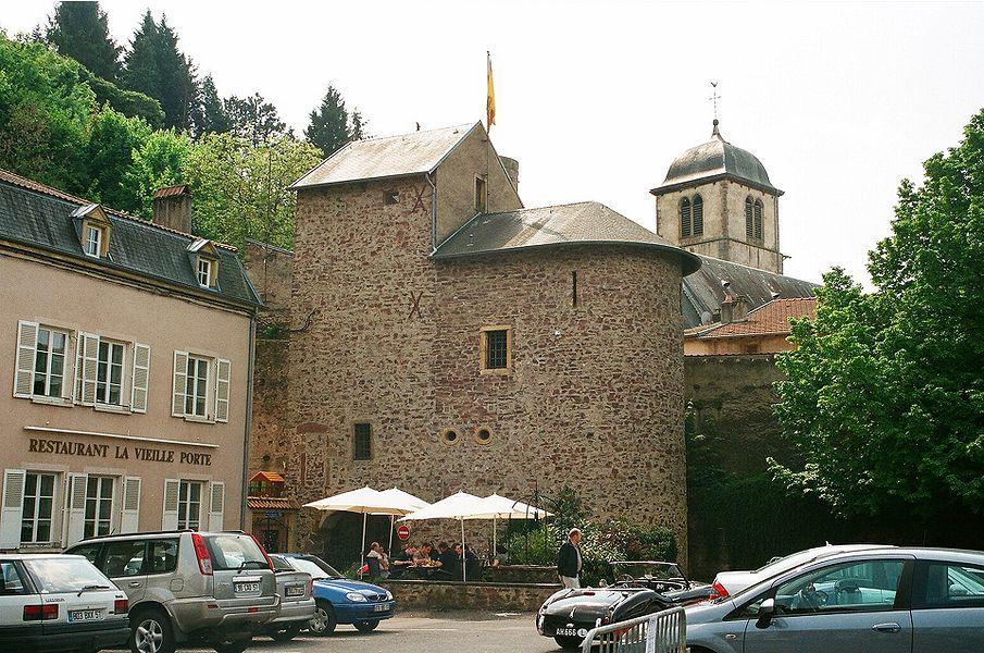 Sierck-les-Bains, gate house