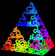 Sierpinski arrowhead 3d stage 5.png