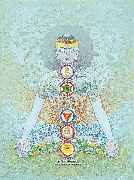 i chakra migliorano con la meditazione musicale