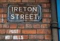 Sign, Ireton Street, Belfast - geograph.org.uk - 768205.jpg