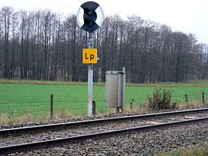 Station code - Station code Lp for Linköping Central Station in Sweden