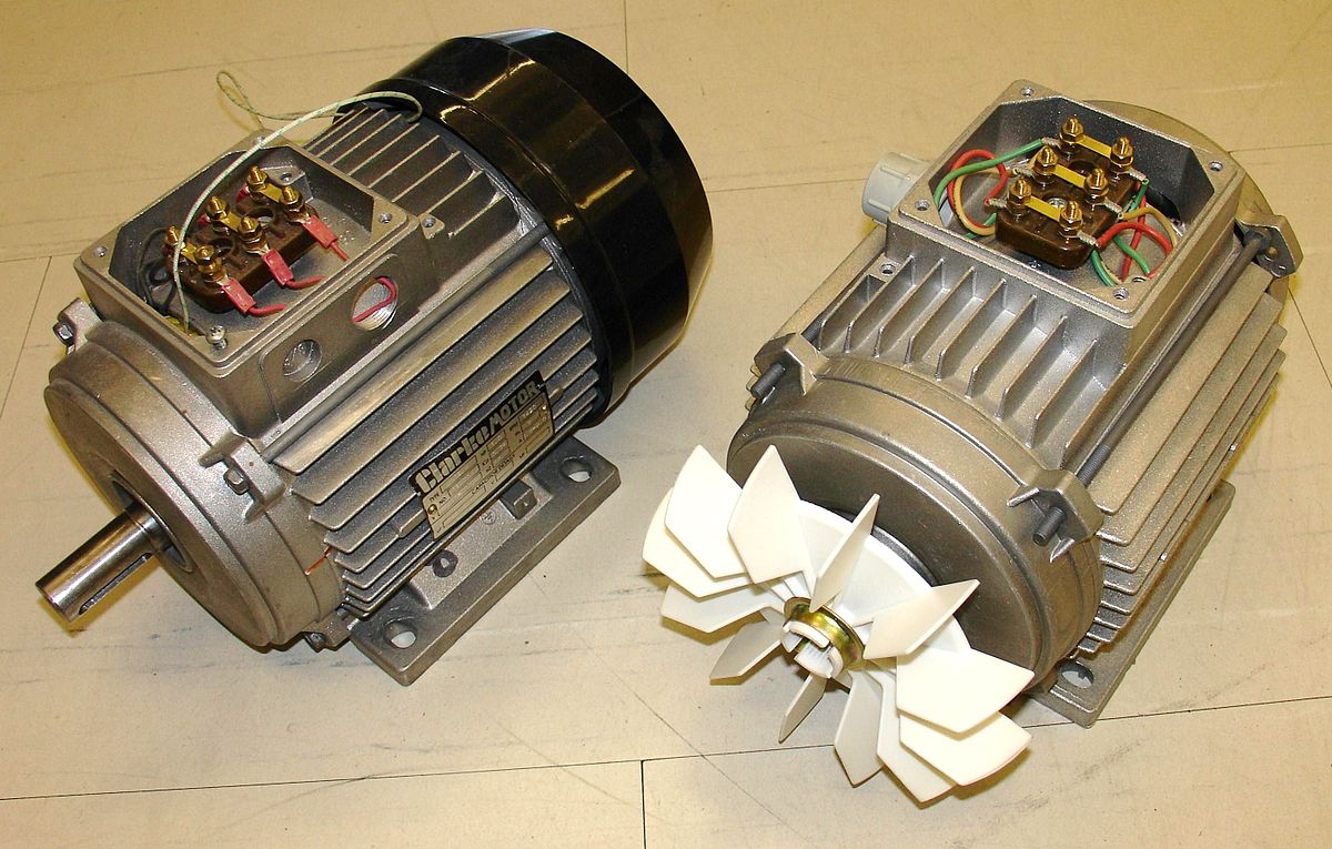 Induction Motor Wikipedia 28314401 Maintainedswitchwiringformagneticmotorstarternotes
