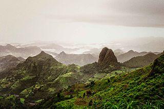 Semien Mountains mountain range in northern Ethiopia