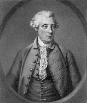Simon Harcourt, 1st Earl Harcourt - The 1st Earl Harcourt.