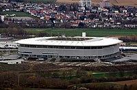 Sinsheim - Rhein-Neckar-Arena - blick von der Burg Steinsberg 2016-03-28 17-08-31.JPG