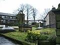 Sion Baptist Church, Cloughfold, Graveyard - geograph.org.uk - 701817.jpg