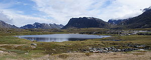 Sisimiut - Sisimiut valley and the lakes under Alanngorsuaq are the primary recreation areas for the people of Sisimiut.