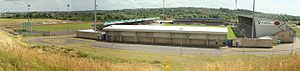 Sixfields - Image: Sixfields Stadium, Sixfields, Northampton, England