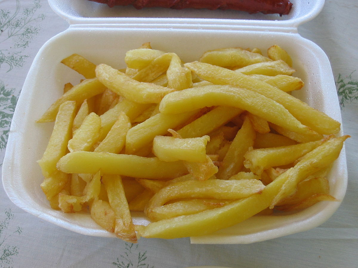 Pictures Of French Fries بطاطا مقلية ...