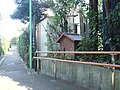 Small Shrine (祠) by Wakabayashi 3-chome Green Lane (若林3丁目緑の小道) - panoramio.jpg