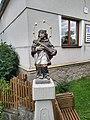 Socha svatého Jana Nepomuckého v Obořišti u mostu.jpg