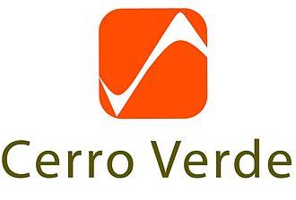 Cerro Verde - Image: Sociedad Minera Cerro Verde