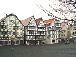 Marktplatz in Soest