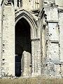 Soissons (02), abbaye Saint-Jean-des-Vignes, abbatiale, début du bas-côté nord 1.jpg