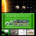 Solar System scaled to a football field.png