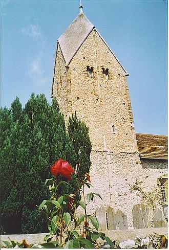 Sompting - Image: Sompting Church