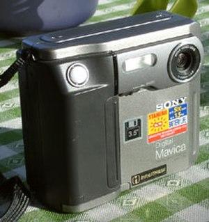 Amateur film - Sony Mavica FD 5.