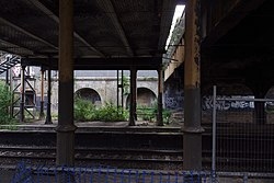 South Hampstead railway station MMB 05.jpg