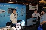 Southern California Linux Expo 2014 QNAP - NAS solutions.jpg
