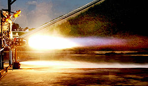 Spacecraft propulsion - SpaceX's Kestrel engine is tested