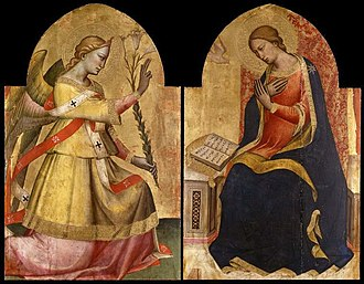 Spinello Aretino - Annunciation