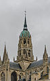Spire cathedral Bayeux.jpg