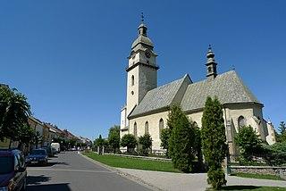 Spišská Belá Town in Slovakia