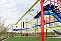 Sports Force Parks at Cedar Point Sports Center Sky Trail (33464014924).jpg