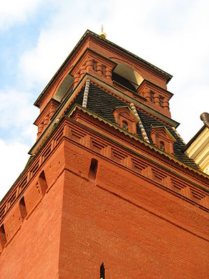 Srednyaya Arsenalnaya Tower fragment2.JPG, автор: Rotatebot