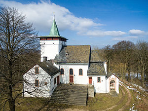 Michelsberg (Eifel) - Chapel of St. Michael
