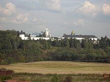 St. Savva Monastery in Zvenigorod.JPG