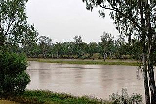 Balonne River river in Australia