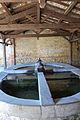 St Amadou Ariège Le lavoir couvert.jpg