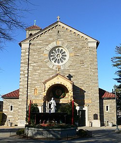Roman Catholic Church In Italy http://en.wikipedia.org/wiki/St._Anthony%27s_Roman_Catholic_Church_(Wilmington,_Delaware)