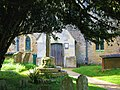 St Bartholomew's parish churchyard, Yarnton, Oxfordshire.jpg