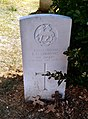 St Leonard's Church, Seaford, F G Simmons grave d1917.jpg