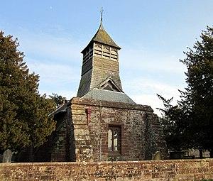 Saighton - St Mary's Church, Bruera