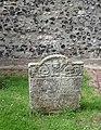 St Nicholas, Ash, Kent - Churchyard - geograph.org.uk - 324042.jpg