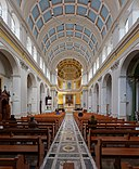 St Patrick's Church Nave, Soho Square, London, UK - Diliff.jpg