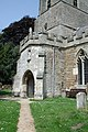 St Peter, Steeple Aston, Oxon - Porch - geograph.org.uk - 1609644.jpg