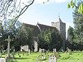 St Peter and St Paul, Luddesdown, Kent - geograph.org.uk - 325606.jpg