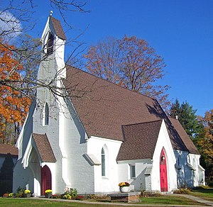 St Thomas Episcopal Church Amenia Union New York