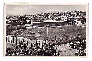Stadio Giuseppe Grezar - The stadium in 1934