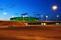 Stadion Miejski we Wroclawiu - testy iluminacji 7.jpg