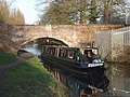Staffordshire and Worcestershire Canal near Wolverhampton - geograph.org.uk - 689469.jpg