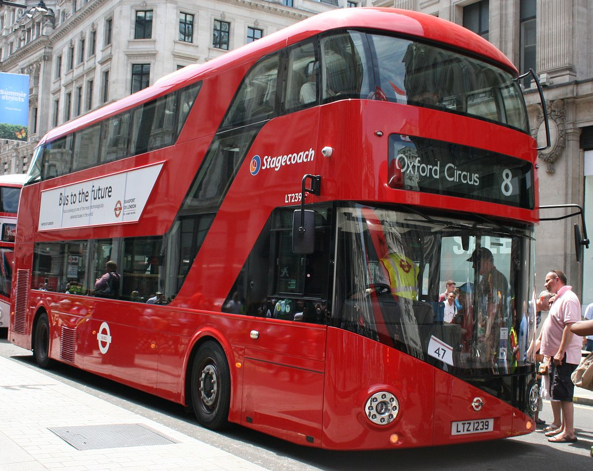 London Bus Route 607 |London Transit Buses