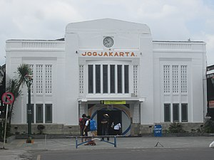 Stasiun Yogyakarta Wikipedia Bahasa Indonesia Ensiklopedia Bebas