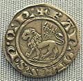 Stato della chiesa, senato di roma, grosso di carlo I d'angiò, 1266-1270.JPG